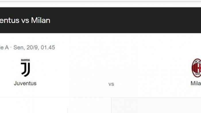 Pekan ke-4 Liga Italia, Sosok Ini Jadi Pengadil di Pertandingan Besar Juventus Vs Milan
