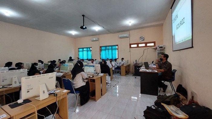 19 Peserta Seleksi PPPK di Bangka Selatan Tak Ikuti Ujian, Dua Terkonfirmasi Positif Covid-19