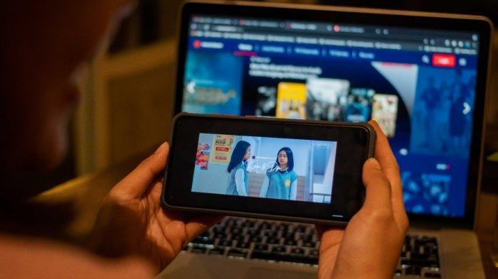 Telkomsel Rilis Drama Orisinal MAXstream 'Kau dan Dia Movie'