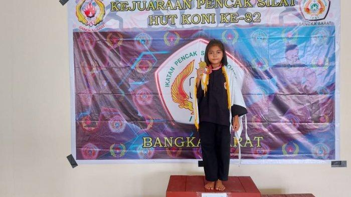 Empat Pesilat Bangka Barat Wakili Provinsi Bangka Belitung Berlaga di KOSN