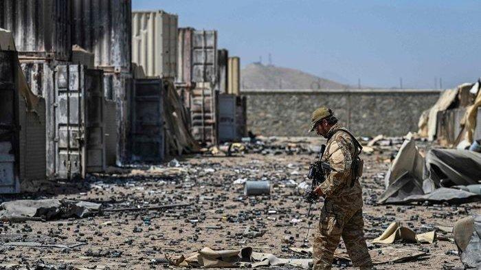 Milisi Taliban Meradang dan Marah Besar, Amerika Bom Markas CIA di Afghanistan