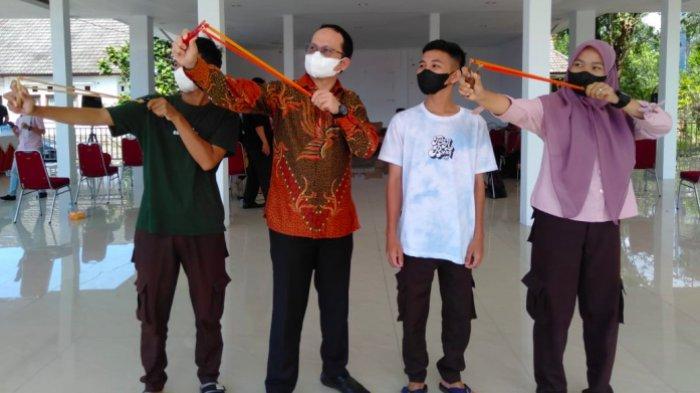 Tiga Atlet Betet Bangka Tengah Wakili Bangka Belitungdi Pekan Olahraga TradisionalTingkat Nasional