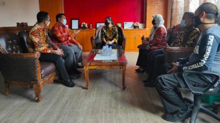 Hukum Keluarga dan Cegah KDRT, Ketua Pengadilan Agama Bersinergi Dengan Kejari Bangka Barat