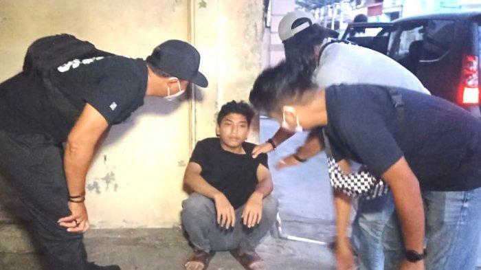 Beraksi di 7 TKP di Kota Pangkalpinang, Residivis Pencurian Dicokok Tim Naga