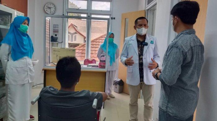 Wujud Kepedulian Pasien Disibilitas, RSUD Depati Bahrin Ciptakan Inovasi Bertajuk 'Dulang Yamani'