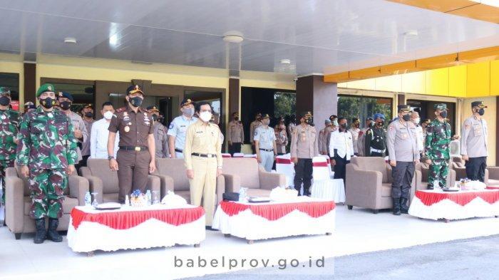 Turunkan Angka Kecelakaan, Polda Bangka Belitung Gelar Operasi Patuh Menumbing 2021