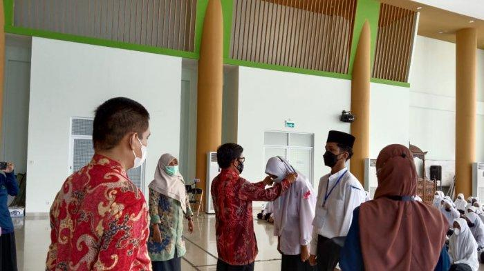 Terapkan Protokol Kesehatan, FSEI IAIN SAS Bangka Belitung  Adakan Tamasyadei