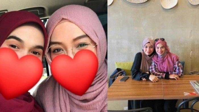 Atiqah & Fathonah Akur Berbagi suami, Tak Pernah Cemburu Justru Saling Cinta: Adinda Madu Kesayangan