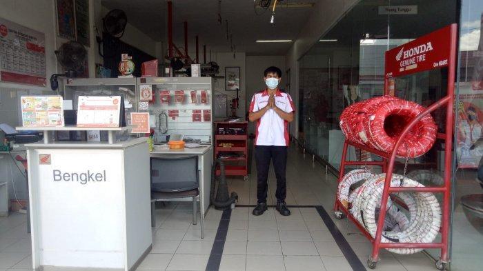 Bengkel Honda TDM cabang Kelapa