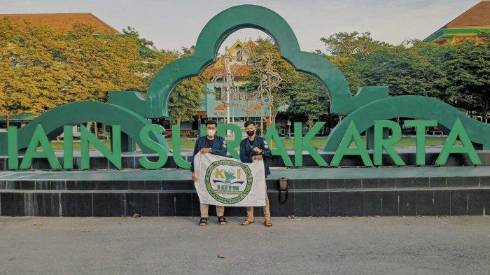FDKI IAIN SAS Bangka Belitung Utus Dua Mahasiswa Ikuti Kongres AMDIN