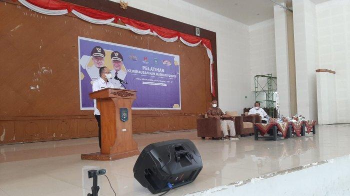 Indomaret dan Piatos Kerjasama dengan Disperindag Gelar Pelatihan UMKM di Bateng