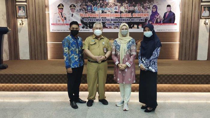Dua Alumni  IAIN SAS Babel Terima Beasiswa Luar Negeri dari Pemprov Bangka Belitung