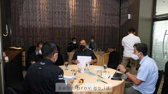 Pastikan Pasokan BBM di Bangka Belitung, Gubernur Bangka Belitung Audensi dengan GM Pertamina