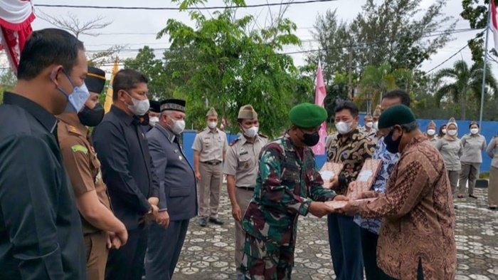 HUT UPPA ke-61 ATR/BPN Bangka Barat, Fokus Profesional Pelayanan Tata Ruang Pertanahan