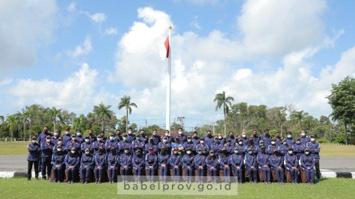 Pesan Gubernur Bangka Belitung ke Para Atlet : Fokus Saja, Jaga Nama Baik Babel