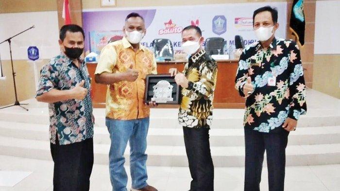 Indomaret dan Saluto Bersama Pemkab Bangka Melakukan Pelatihan IKM