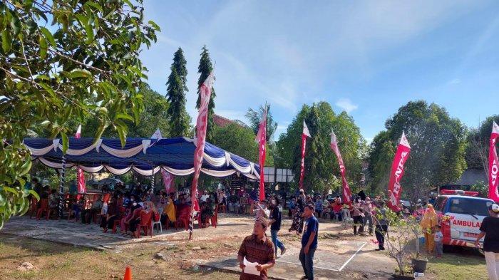Honda Asia Surya Perkasa Toboali Support Percepatan Vaksinsi Covid-19 di Bangka Selatan