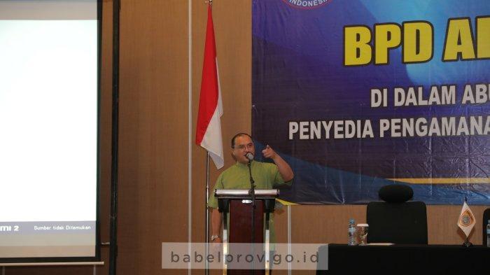 Gubernur Sebut Stabilitas Keamanan Kunci Masuk Investasi di Bangka Belitung