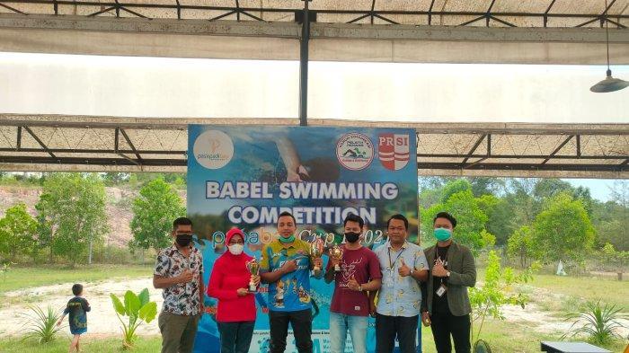 Pasir Padi Bay dan Fitbar Gelar Swimming Competition Usia 10-15 Tahun dengan Prokes Ketat