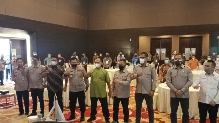 Zaidan Pimpin ABUJAPI Bangka Belitung, Siap Sejahterakan Satpam