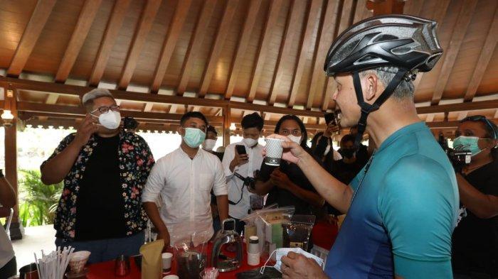 Siap-siap Ngopi Gratis di Candi Borobudur, Panitia Siapkan 1 Juta Cangkir Kopi