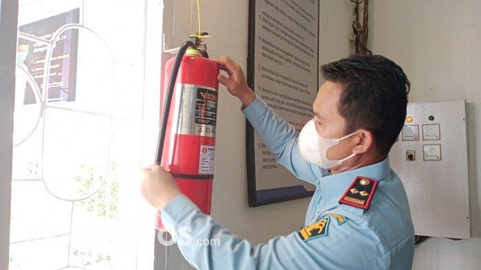 Besok, Lapas Pangkalpinang Gelar Simulasi, Pegawai Bakal Dibekali PengetahuanAtasi Kebakaran
