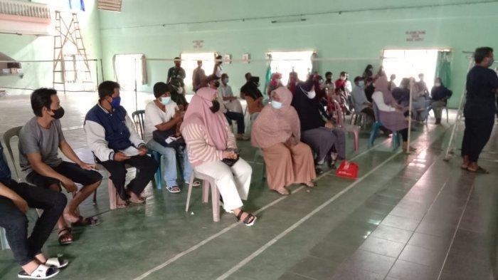 Vaksinasi TNI AL Babel dan Dinkes Bangka Sukses Sasar 276 Masyarakat Maritim