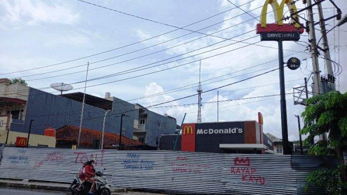 McDonald's Pangkalpinang Dinantikan Masyarakat dan Bikin Penasaran, Ini Bocoran Waktu Opening