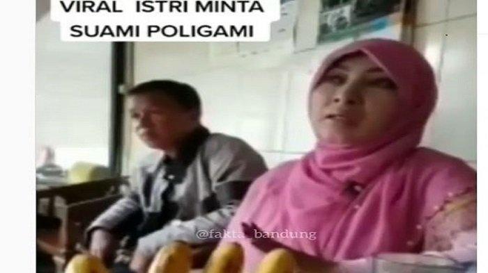 Seorang Istri Sesumbar Suruh Suami Poligami, Benda di Tangannya Jadi Sorotan Netizen