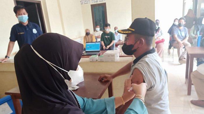 Pemerintah Desa Cit Gelar Vaksinasi Covid-19 Massal, Diikuti 520 Warga