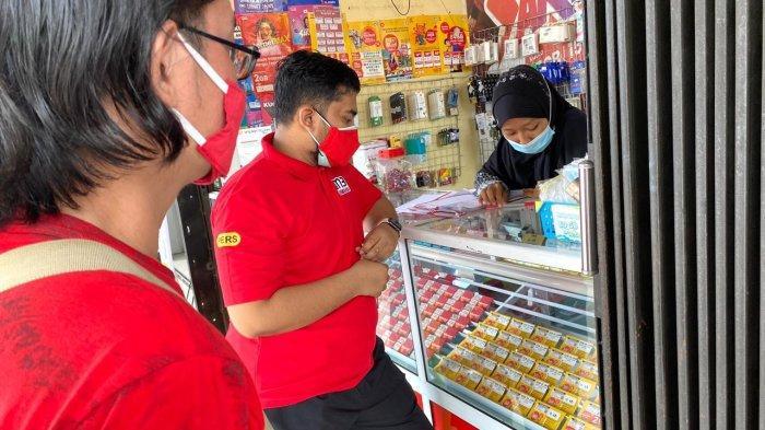 Indosat Ooredoo Bangka Belitung mengadakan kunjungan bersama rekan media ke salah satu  influencer IM3 Ooredoo Desa Terak tepatnya di Irhab Cell di Kecamatan Bangka Tengah, Selasa (28/09/2021).