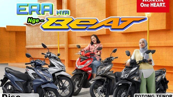Cihuy, Beli Motor Honda Banjir Diskon Periode September hingga Oktober
