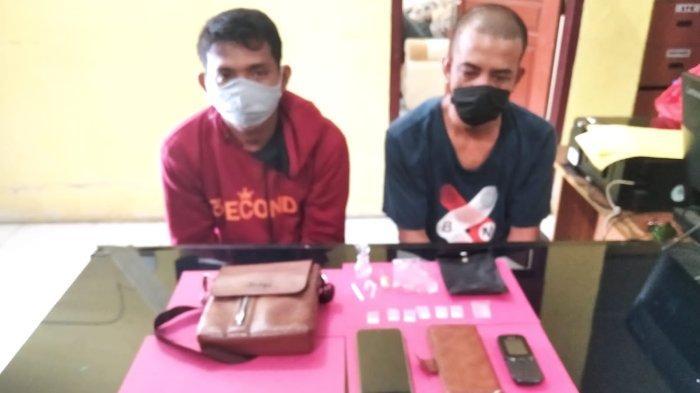 Kerap Konsumsi Sabu Untuk Jaga Stamina, Tiga Pekerja TI Diamankan Tim Hantu Polres Bangka Barat