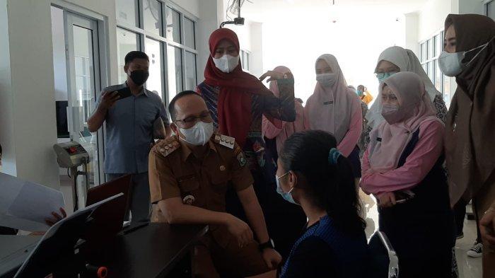 Pelaksanaan Vaksinasi Covid-19 bagi Ibu Hamil di Rumah Sakit Pratama Kecamatan Namang