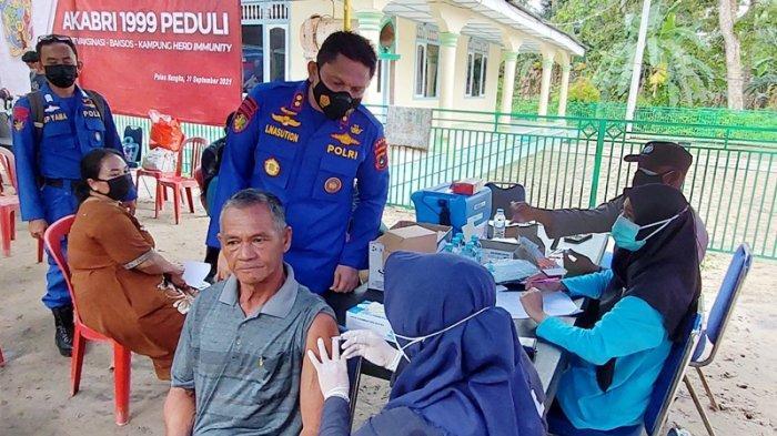 1,1 Juta Warga Bangka Belitung Harus Disuntik Vaksin Agar Terbentuk Herd Immunity