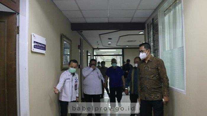 Tak Lama Lagi Masyarakat Bangka Belitung Bisa Berobat Jantung di RSUD DR (HC) Ir Soekarno