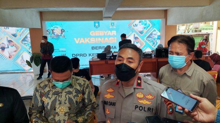 Kabupaten Bangka Masih PPKM Level 4, Wakapolda: Aktualisasi Inmendagri Jadi Kunci Turunkan Level