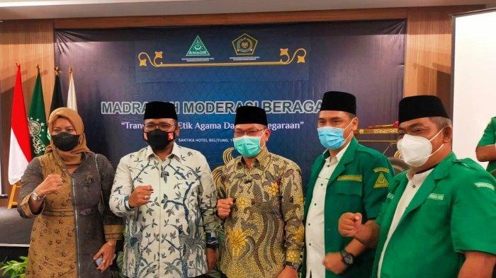 Wakil Ketua DPRD Babel Apresiasi Giat MMB di Belitung, Dihadiri Juga Menteri Agama RI