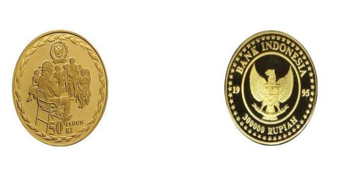 Bukan Uang Koin Kelapa Sawit, Koin Ini Dihargai Mulai dari Rp 22 Juta Per Keping, Buruan Tukar