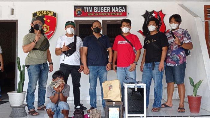Ternyata Ini Pelaku Pembobolan Kotak Amal Masjid Tuatunu yang Viral, Sekali Beraksi dapat Rp500.000