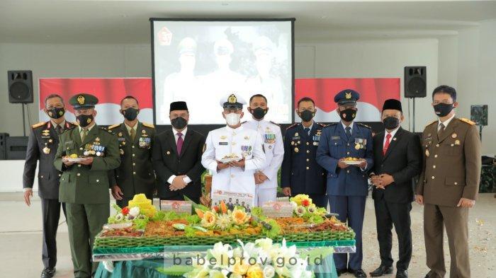 Gubernur Erzaldi: Sinergitas dan Harmonisasi TNI/Polri Kekuatan bagi Bangka Belitung