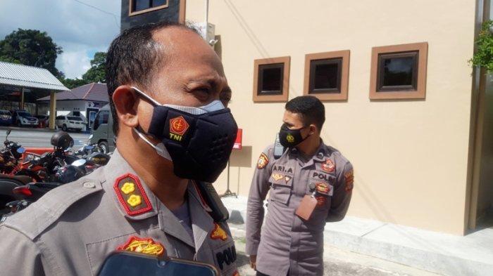 Kapolres Bangka Selatan AKBP Joko Isnawan.