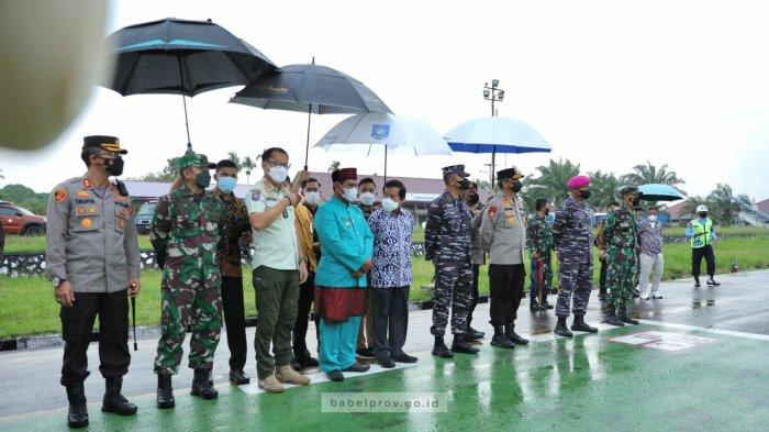 3 Agenda akan Dilaksanakan Kasal Laksamana Yudo Margono Bersama Gubernur Erzaldi di Pulau Belitung