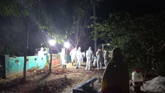 Kasus Kematian Covid-19 di Pangkalpinang Menurun, Petugas Pemakaman Tetap Disiagakan 30 Orang