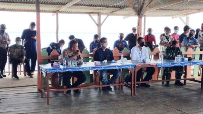 Sosialisasi Operasional Penambang, Kejari Bangka Barat Ingin Hindari Konflik dengan Nelayan