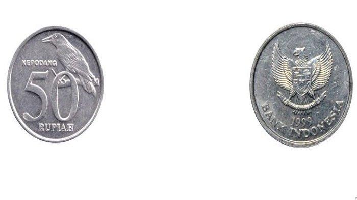 Uang Koin Rp 50 Gambar Kepodang Dijual Rp 50 Juta, Ternyata Harga Aslinya Segini