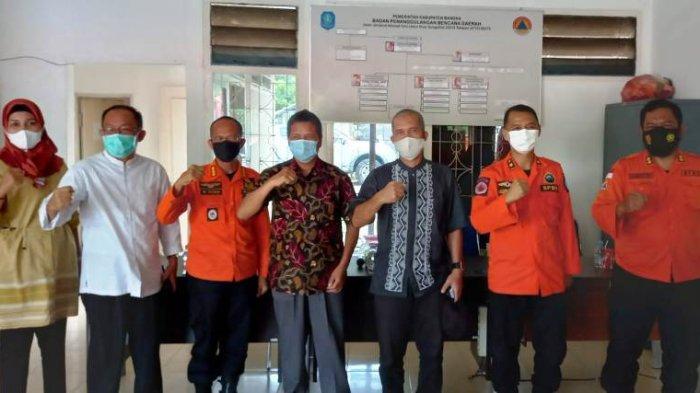 Penanggulangan Bencana di Bangka, Ketua Komisi IV DPRD Babel Sebut BPBD Bangka Perlu Tambah Personil