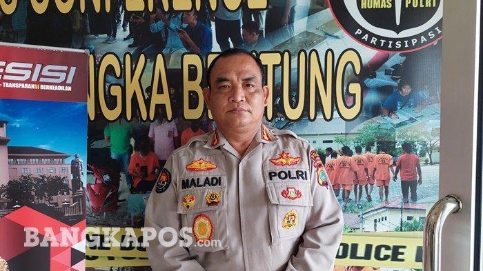 Kabid Humas Polda Kepulauan Bangka Belitung, Kombes Pol Maladi