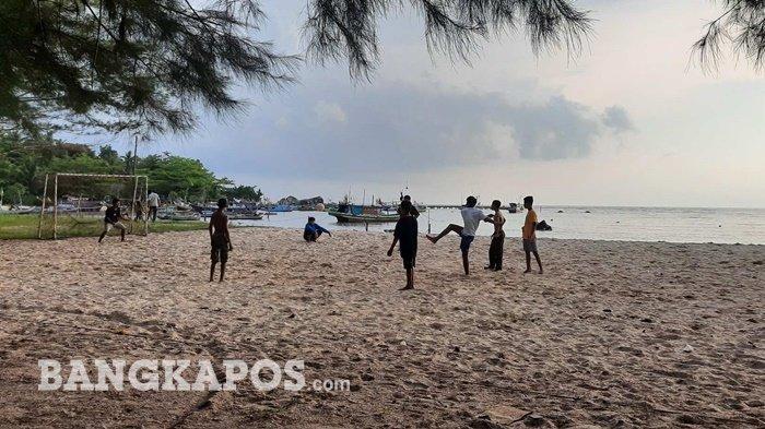 Pesona 3 Tempat Wisata di Bangka Selatan Cocok Melepaskan Penat, Keindahannya Bikin Tak Mau Pulang - 20211008-pantai-batu-belimbing-3.jpg