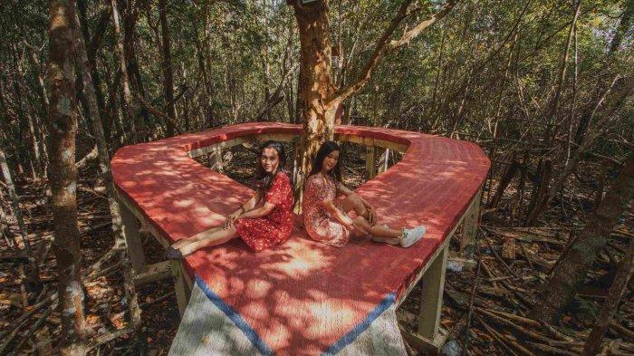 Pesona 3 Tempat Wisata di Bangka Selatan Cocok Melepaskan Penat, Keindahannya Bikin Tak Mau Pulang - 20211008-pantai-tukak3.jpg